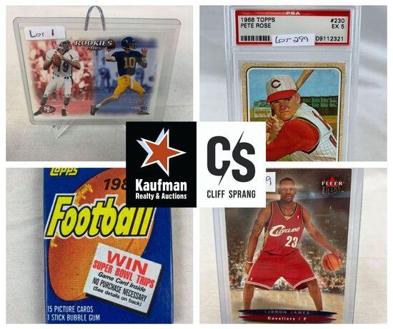 Sports Auction #9