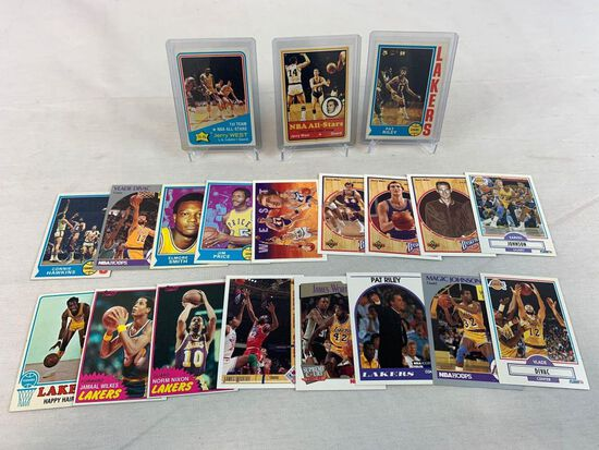 Los Angeles Lakers lot
