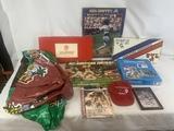 Ken Griffey Jr. Starline photo, (4) board games