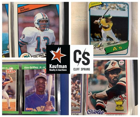 Sports Auction #12