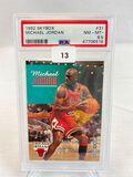 1992 Skybox Michael Jordan PSA 8.5