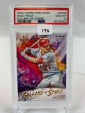 2020 Panini DMD.Kings Mike Trout Gallery of Stars PSA 10