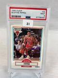 1990 Fleer Scottie Pippen PSA 9