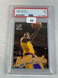 1996 Ultra Kobe Bryant PSA 7