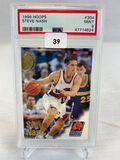 1996 Hoops Steve Nash PSA 9