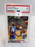 1993 Hoops Michael Jordan PSA 9