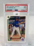 1991 Upper Deck Final Edition Ken Griffey Jr. PSA 9
