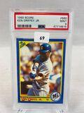1990 Score Ken Griffey Jr. PSA 9