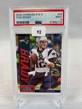 2009 Donruss Rookie and Stars Tom Brady PSA 9