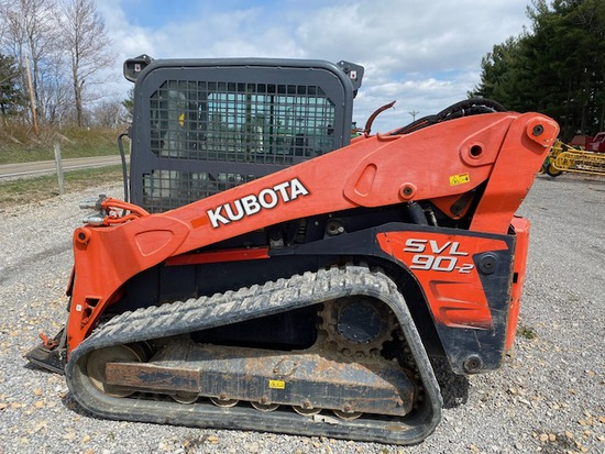 Southeastern Ohio Ag and Contractors Auction