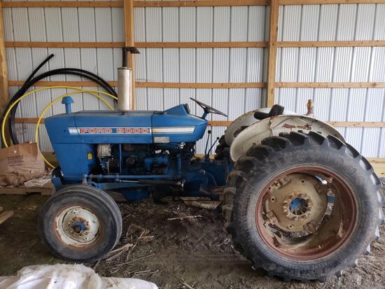 Ford 3000...Diesel Nice tractor.