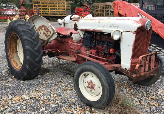 Ford...801 gas tractor.