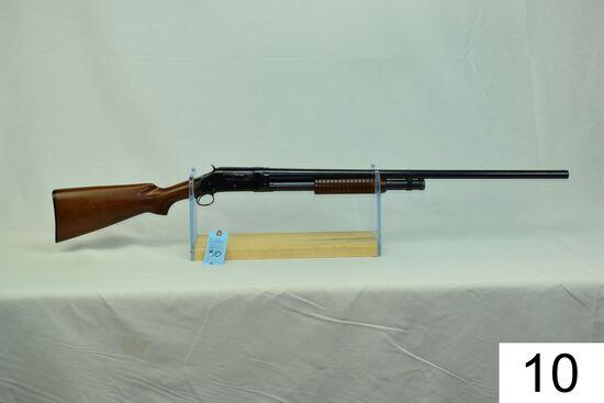 "Winchester    Mod 97    12 GA    30""    Full    SN: 969602    Mfg. 1951    ""Gun was restocked & refi"