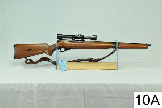 Mossberg    Mod 151 M-b    Cal .22 LR    W/Weaver K-4    Condition: 70%