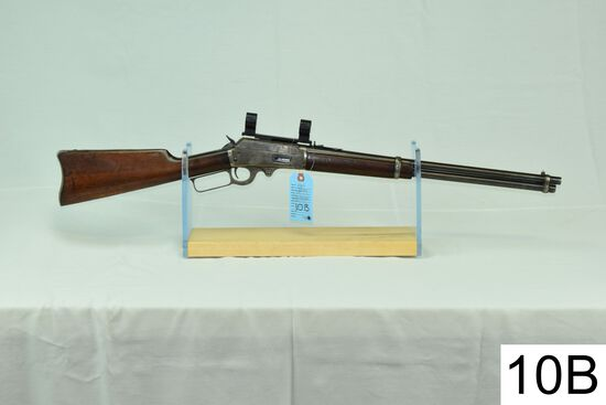 Marlin    Mod 93    Cal .30-30 Win    SN: 9696    W/Williams Base & Rings    Condition: 40%