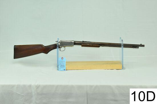 Winchester    Mod 1906 Expert    Cal .22 LR    SN: 546544    Condition: 25%