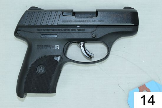 Ruger    Mod EC-9S    Cal 9mm    SN: 45635709    Condition: Like NIB