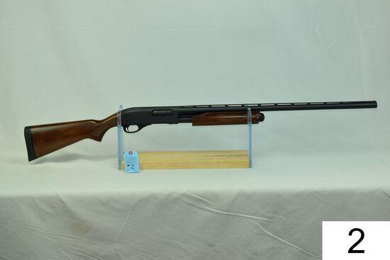 "Remington    Mod 870 Express    16 GA    20"" Vent Rib    Tubes    SN: D416680W    Condition: 90%"