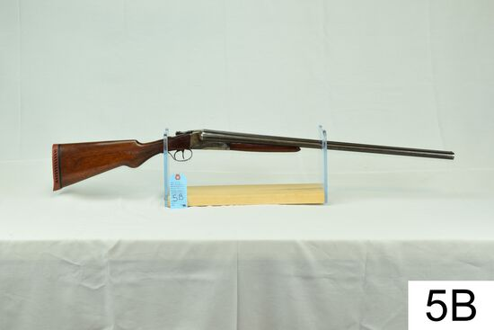 "Lefever    Nitro Special    12 GA    28""    SN: 167368    ""Stock refinished, recoil pad not original"