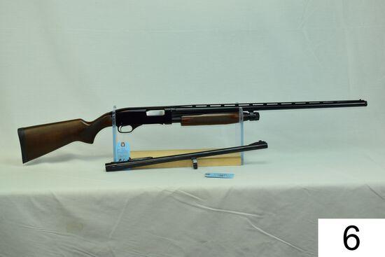 "Winchester    Mod 1300    20 GA    20""    Vent Rib    Tubes    SN: L3456517    W/Extra 22"" Smoothbor"