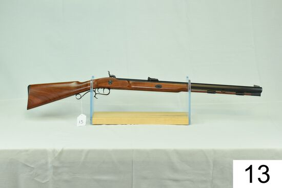 Thompson Center    Renegade    .50 Cal Muzzleloader    Left Hand    SN: L6945    Condition: 95%