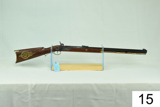"""Excam    """"Hawkin Style    .50 Cal Muzzleloader    SN: 194148    Condition: 90%"""