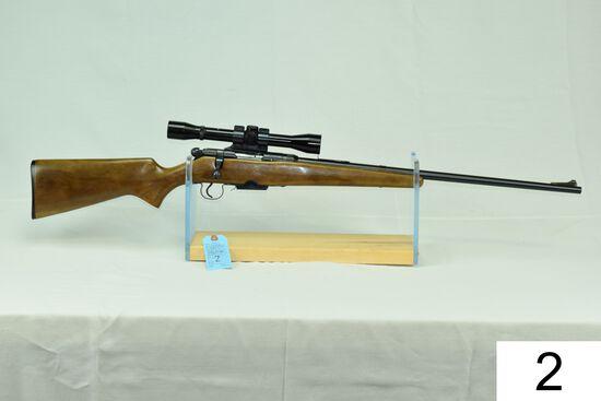 Savage    Mod 340    Cal .222 Rem    SN: 229326    W/Springfield 4x Scope    Condition: 90%