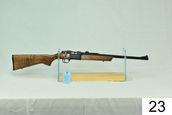 Daisy    Mod 2202    Cal .22 LR    SN: AB0020044    Wood Stock    Condition: 95%