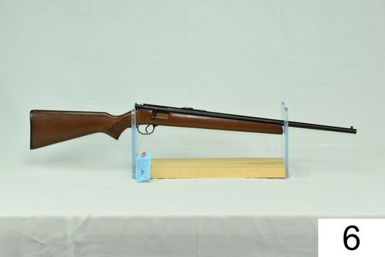 Stevens    Mod 125    Cal .22 LR    SN: D905215    Condition: 85%