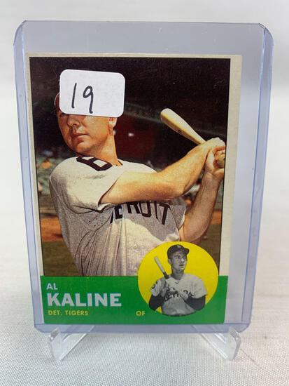 1963 Topps AL Kaline #25 EX HOF