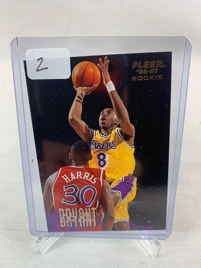 1996-97 Fleer Kobe Bryant #203 Rookie NM-MT