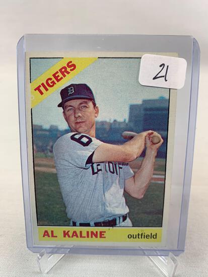 1966 Topps Al Kaline #410 NM Nice