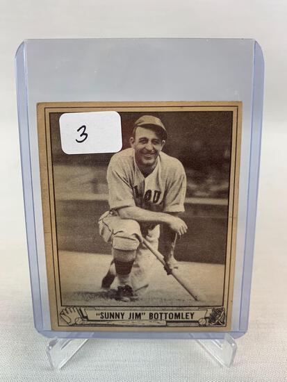 1940 Play Ball Jim Bottomley #236 High Number HOF