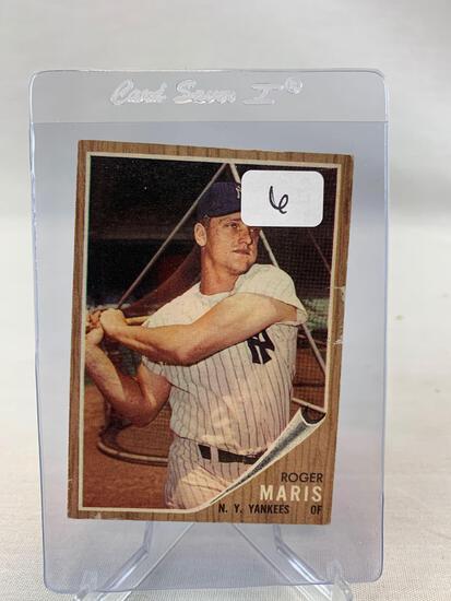 1962 Topps Roger Maris #1