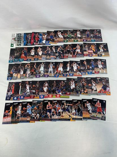 Prestige basketball 2016-17 lot of 62 plus and 12 rookies