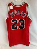 1995-96 Champion Michael Jordan Road  Jersey