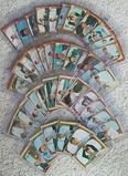Lot Of 40 1955 Bowman Baseball Cards