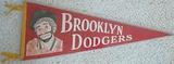 1950's Brooklyn Dodgers Bum Pennant