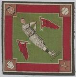 1914 B18 Tobacco Baseball Blanket Casey Stengel