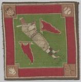 1914 B18 Tobacco Baseball Blanket Zack Wheat
