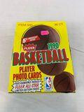 1990 Fleer basketball box, 36 count unopened