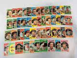 1959 Topps baseball singles,lot of  53, no duplicates