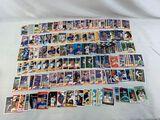 Nolan Ryan 132 cards including vintage
