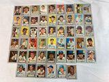 1952 Topps Baseball Off-Grade Lot of 51