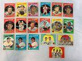 1959 Topps Baseball Star Lot w/HOFers