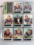 1965 Philadelphia Football Lot of 122