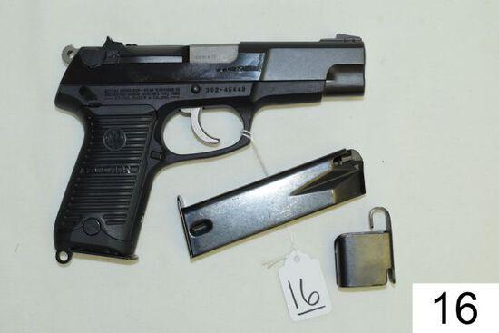 Ruger    Mod P-85    MKII    Cal 9mm    Like NIB
