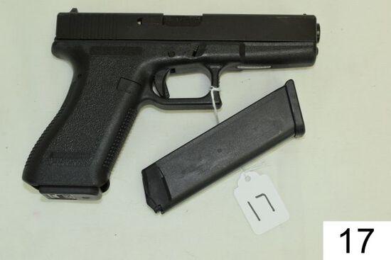 Glock    Mod 17    Cal 9mm    Like NIB