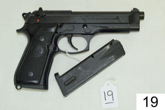 Beretta    Mod 92 FS    Cal 9mm