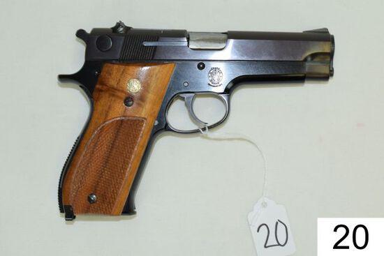 Smith & Wesson    Mod 30-2    Cal 9mm    Like NIB